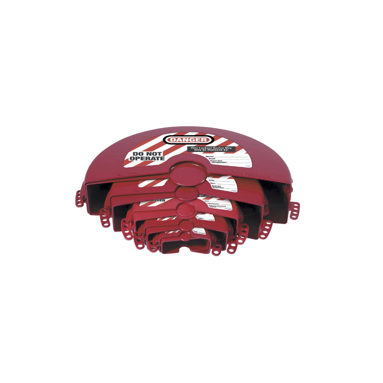MASTER LOCK accessoires et verrous de consignation 480 -481 – 482 – 483 – 484 verrou valve volant