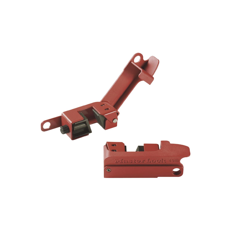 MASTER LOCK accessoires et verrous de consignation 491B – 493B verrou disjoncteur