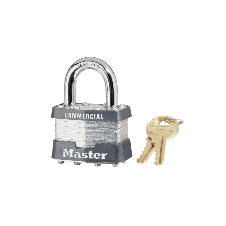 MASTER LOCK 21 – 21LF – 21LJ -21LN cadenas laminé
