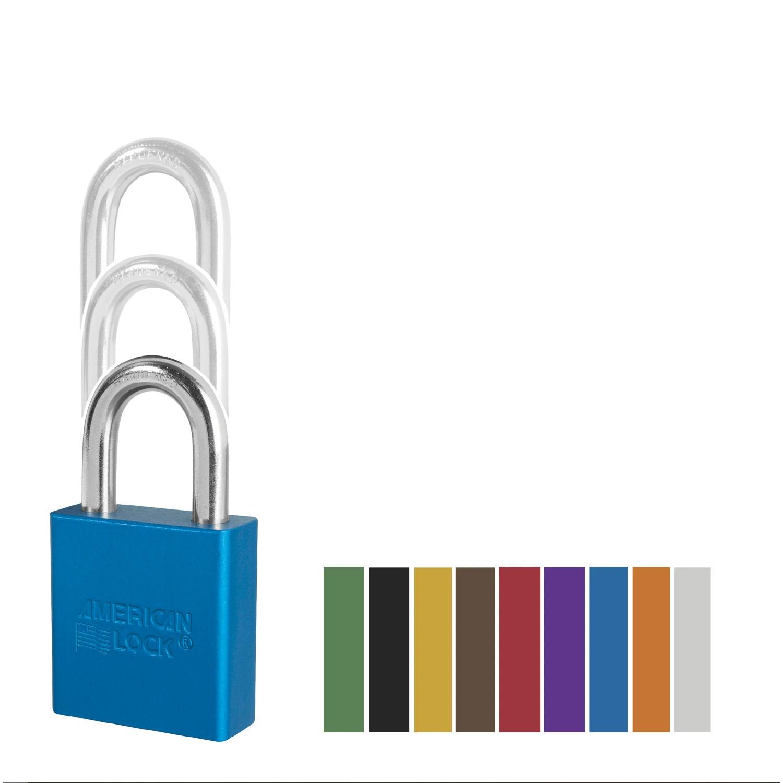 AMERICAN LOCK cadenas de consignation A1205 – A1206 – A1207 cadenas